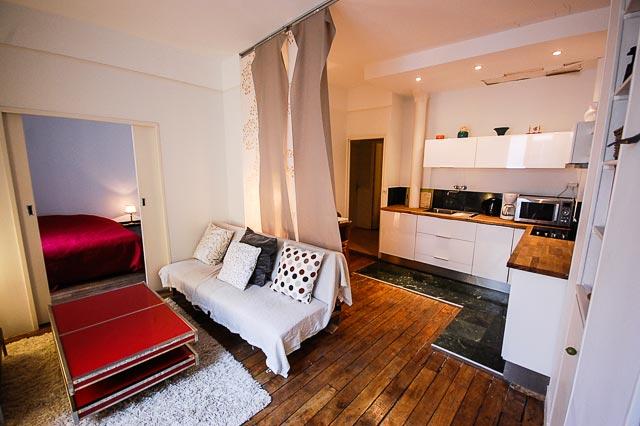 Hotel de Ville- Rue Sainte-Croix de la Bretonnerie, 2 Bedroom Apartment