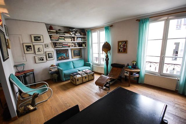 Abbesses- Montmartre Apartment, 1 bedroom €1290/month