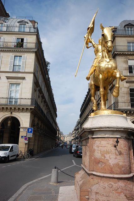 Tuileries- Rue des Pyramides Studio